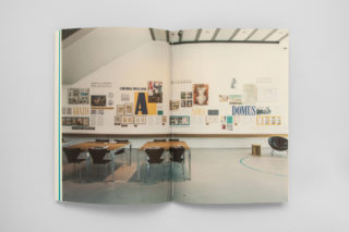 MAXXI-Architettura-Quaderni-del-Centro-Archivi-Book-Series-16-Exhibition-view-Spread-Lina-Bo-Bardi