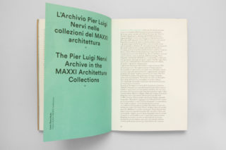 MAXXI-Architettura-Quaderni-del-Centro-Archivi-Book-Series-23-Chapter-First-page-Image-Pier-Luigi-Nervi