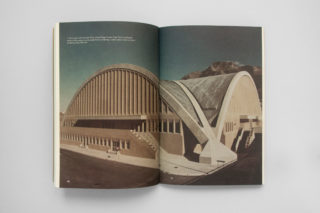 MAXXI-Architettura-Quaderni-del-Centro-Archivi-Book-Series-25-Architecture-Building-Image-Spread-Pier-Luigi-Nervi