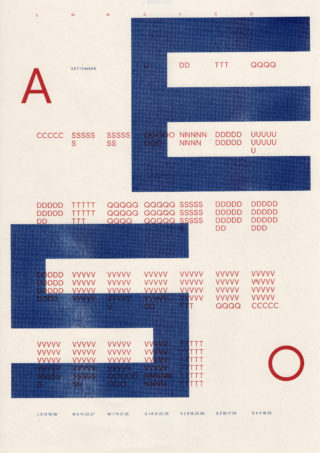 01-From-Outer-Space-Calendar-Cani-Sciolti-(Blue+Red)-Risograph