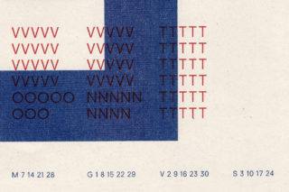 04-From-Outer-Space-Calendar-Cani-Sciolti-(Red+Blue)-Risograph-Detail