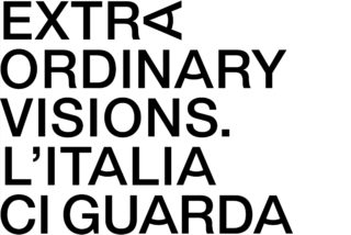 Extraordinary Visions. L'Italia ci guarda (Exhibition) 04 Logotype