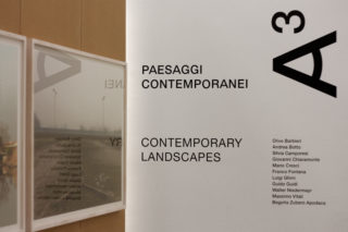 Extraordinary Visions. L'Italia ci guarda (Exhibition) 09 Section detail Signage system