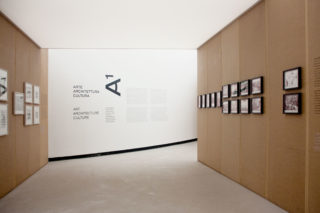 Extraordinary Visions. L'Italia ci guarda (Exhibition) 10 Section Signage system