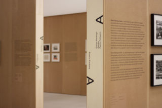 Extraordinary Visions. L'Italia ci guarda (Exhibition) 13 Signage system