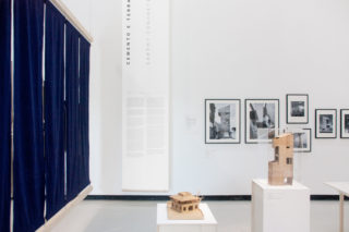 MAXXI-The-Japanese-House-03-Exhibition-Architecture-Section-text-Banner-Caption-Paper-Wood