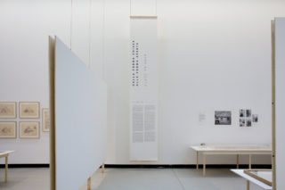 MAXXI-The-Japanese-House-07-Exhibition-Architecture-Section-text-Banner-Caption-Paper-Wood