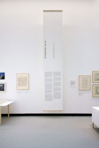 MAXXI-The-Japanese-House-08-Exhibition-Architecture-Section-text-Banner-Caption-Paper-Wood