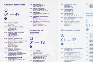 06-Open-House-Roma-17-OHR17-Identity-Architecture-Rome-Map-Section-List-Code-Detail