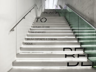 MAXXI-The-Place-to-Be-26-Exhibition-Collection-Stairs-Floor-signage-Wayfinding-Identity