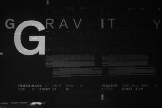 03-MAXXI-Gravity-Exhibition-Design-Entrance-wall-Projection-Light-Motion-Typography