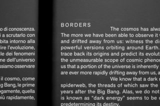 12-MAXXI-Gravity-Exhibition-Design-Section-Text-Detail-Typography-Light