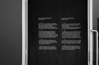 17-MAXXI-Gravity-Exhibition-Design-Disclaimer-Typography-Tent