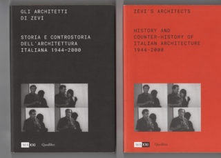 01-ESS-Gli-architetti-di-Zevi-Architecture-Book-design-Catalog-Cover