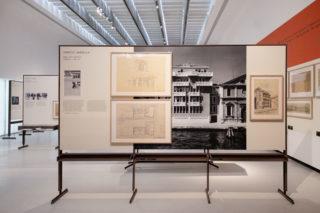 06-MAXXI-Gli-architetti-di-Zevi-Exhibition-Cabinet-Architect-Project