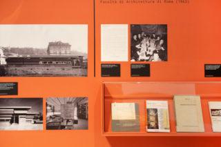 13-MAXXI-Gli-architetti-di-Zevi-Exhibition-Timeline-Detail-Photo-Caption-Display