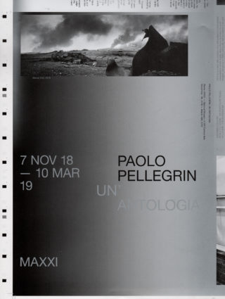 01-ESS-Paolo-Pellegrin-MAXXI-Poster-design-Typography-Silver-Detail