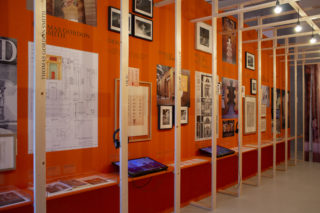 10-ESS-Dentro-la-Strada-Novissima-MAXXI-Exhibition-Post-modern-Neon-Typography