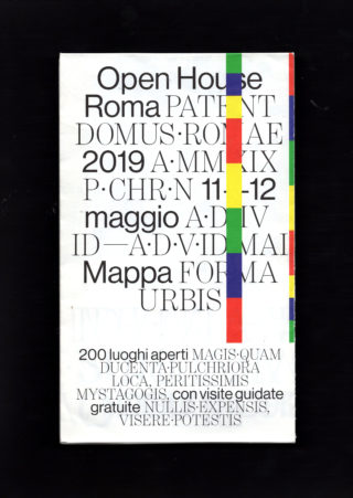 27-Open-House-Roma-2019-Architecture-Event-Map-Cover
