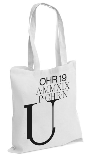 34-Open-House-Roma-2019-Architecture-Event-Bag-Typography-detail