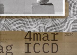 02-ICCD-Mario-Cresci-Exhibition-Poster-Leaflet-Detail-Typography